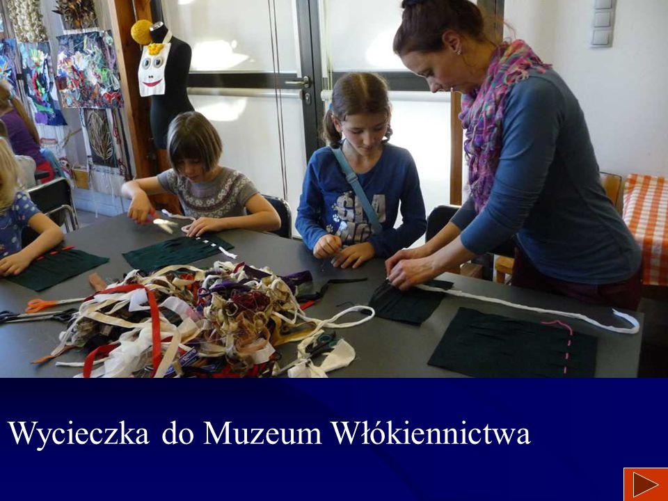 Wycieczka do Muzeum Włókiennictwa