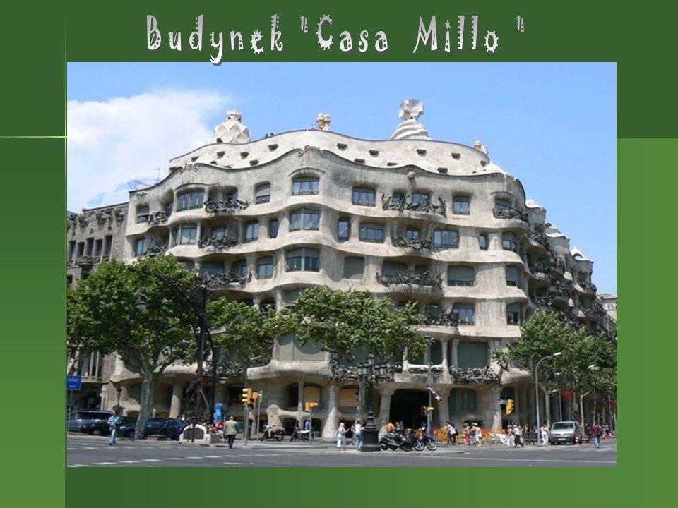 Budynek Casa Millo