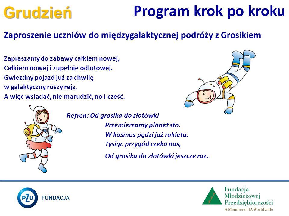 Program krok po kroku Grudzień