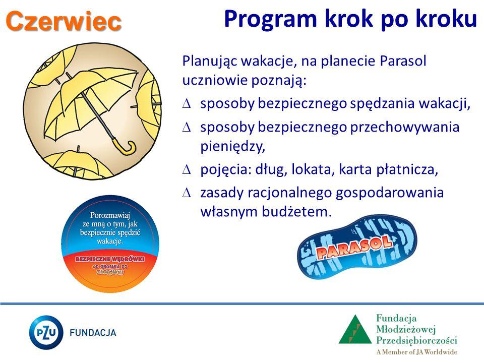 Program krok po kroku Czerwiec