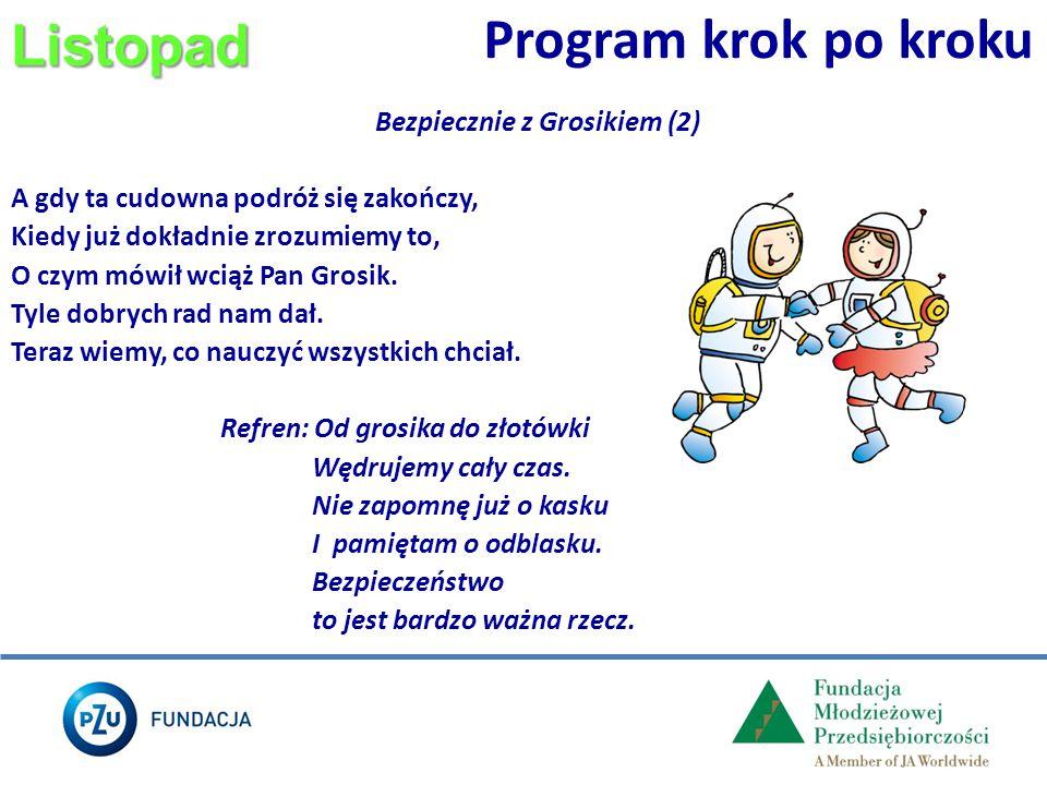 Bezpiecznie z Grosikiem (2)