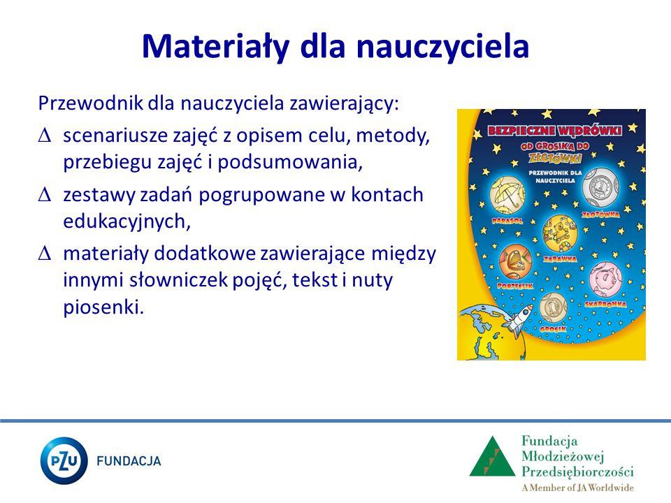 Materiały dla nauczyciela