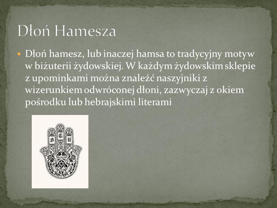 Dłoń Hamesza