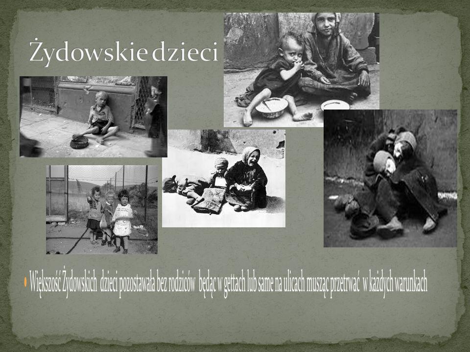 Żydowskie dzieci
