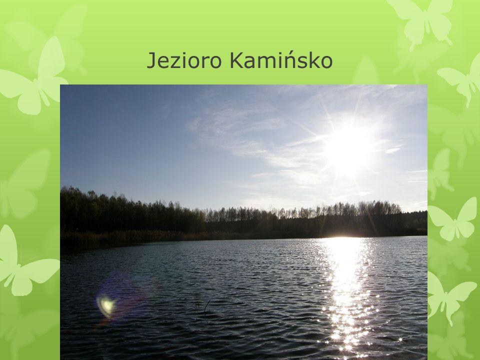 Jezioro Kamińsko