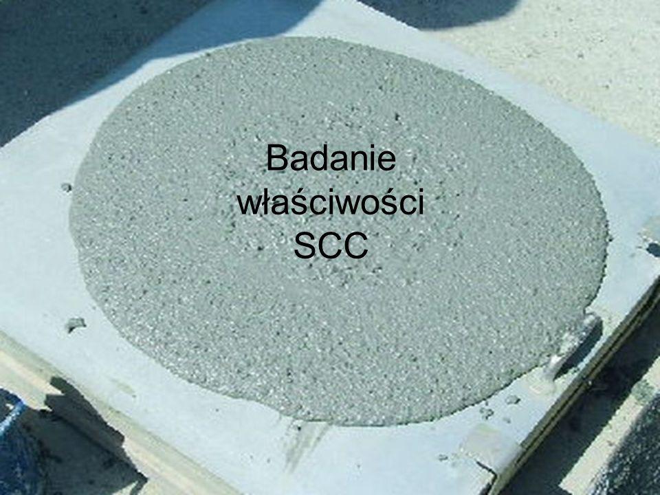 Badanie właściwości SCC
