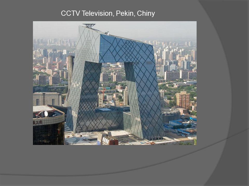 CCTV Television, Pekin, Chiny