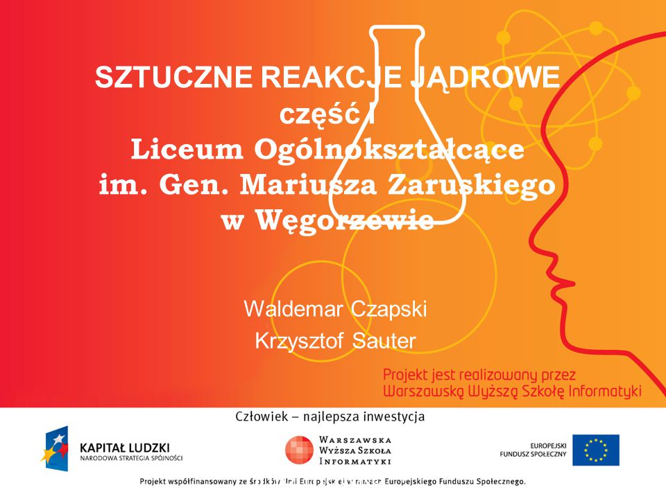 Waldemar Czapski Krzysztof Sauter