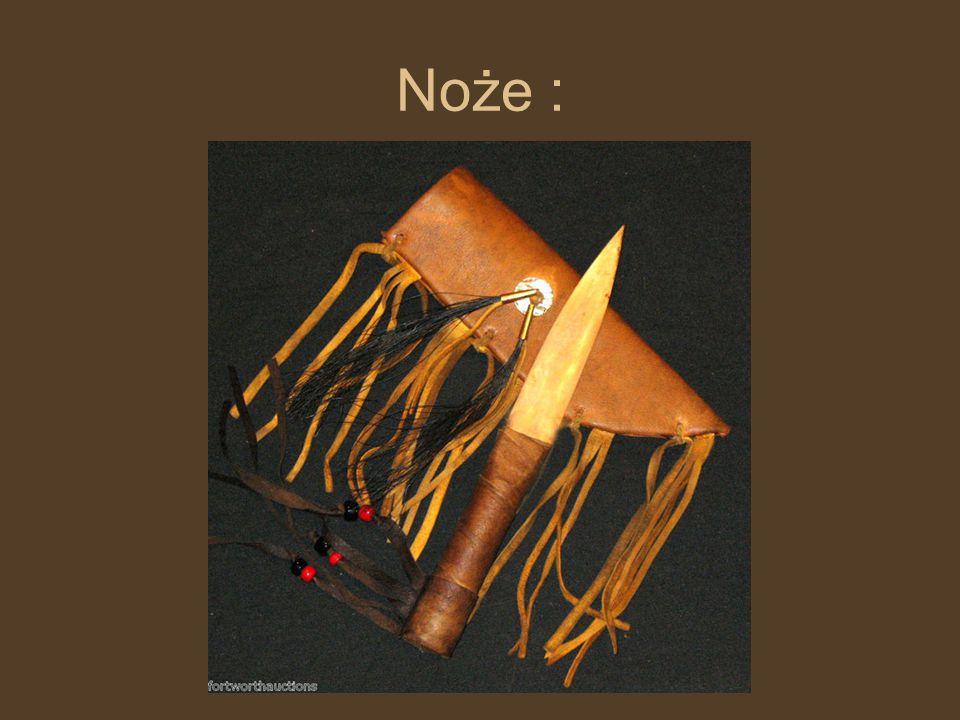 Noże :