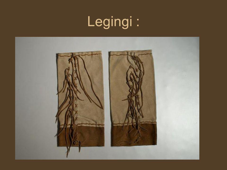 Legingi :