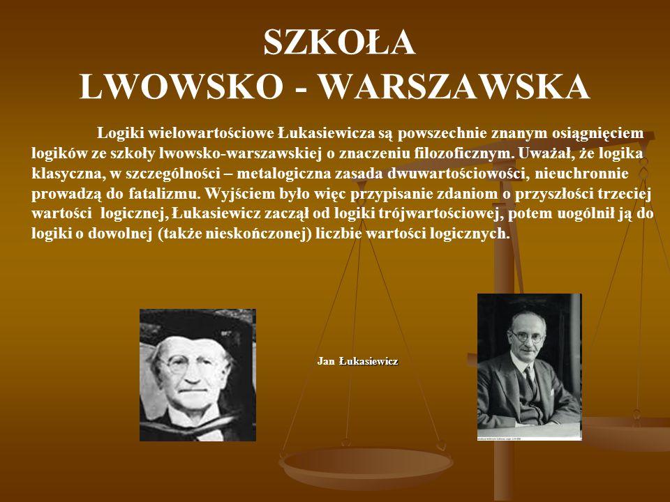 SZKOŁA LWOWSKO - WARSZAWSKA