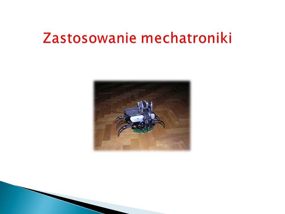 Zastosowanie mechatroniki