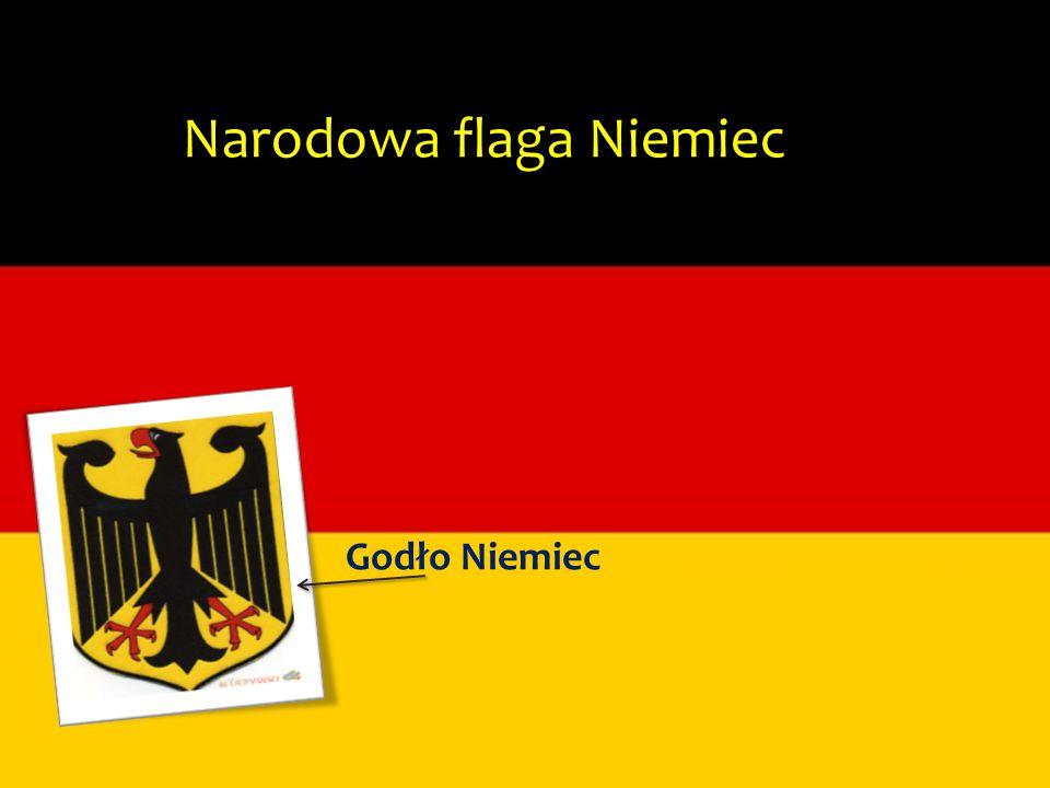 Narodowa flaga Niemiec