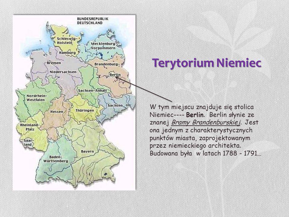 Terytorium Niemiec