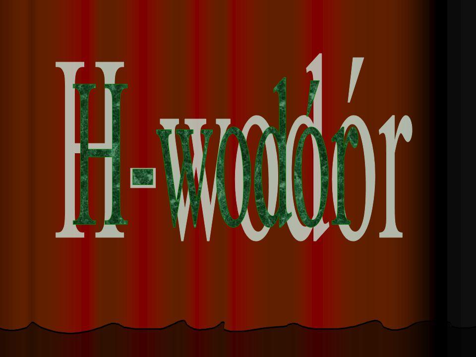 H-wodór