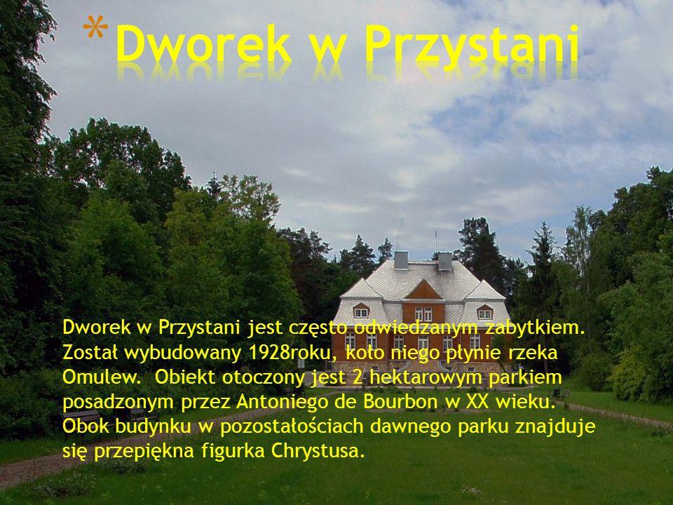 Dworek w Przystani