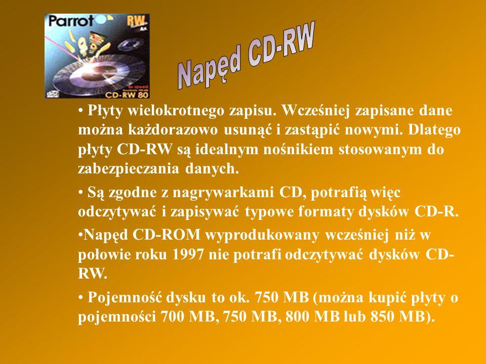 Napęd CD-RW