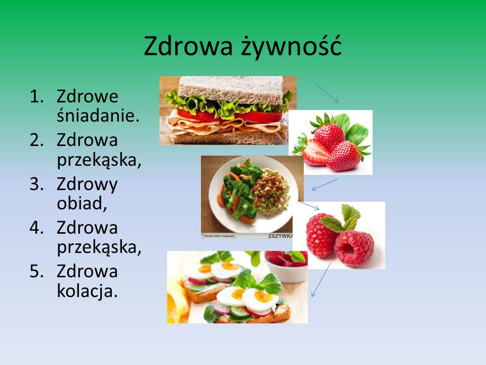 Zdrowa żywność Zdrowe śniadanie. Zdrowa przekąska, Zdrowy obiad,