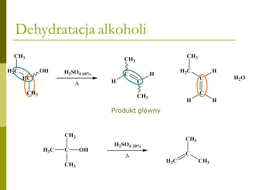 Dehydratacja alkoholi