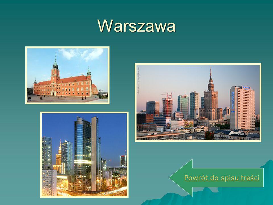 Warszawa Powrót do spisu treści
