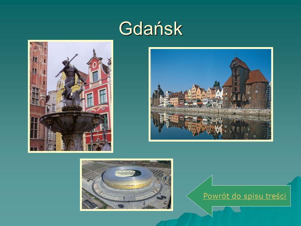Gdańsk Powrót do spisu treści