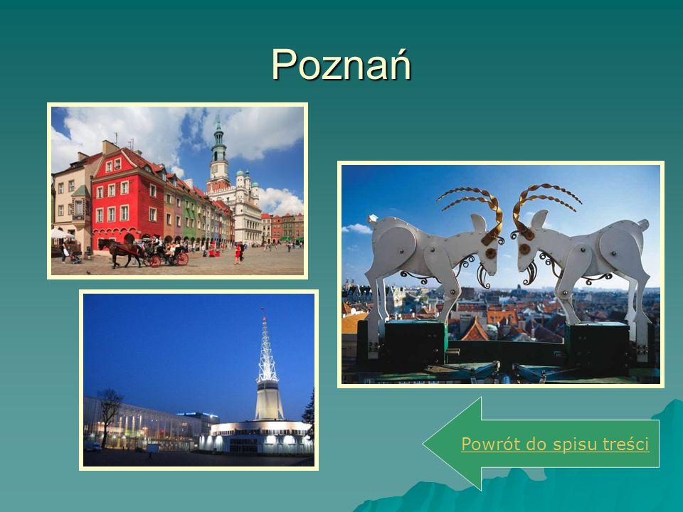 Poznań Powrót do spisu treści