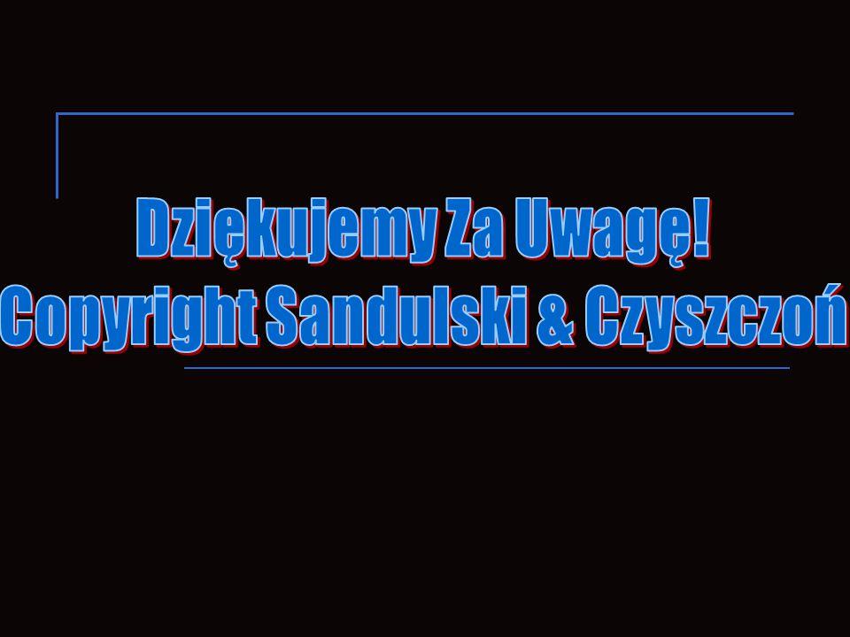 Copyright Sandulski & Czyszczoń