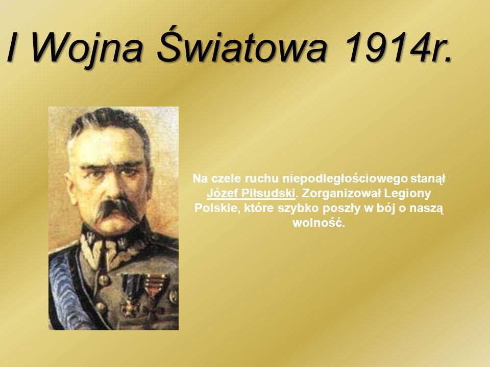 I Wojna Światowa 1914r.