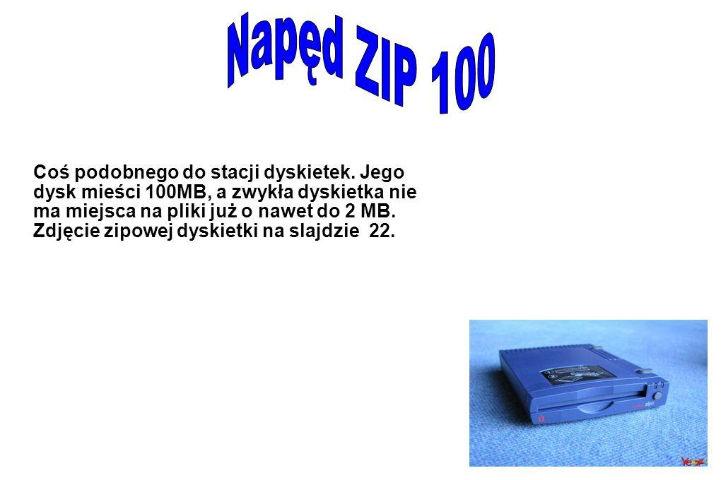Napęd ZIP 100