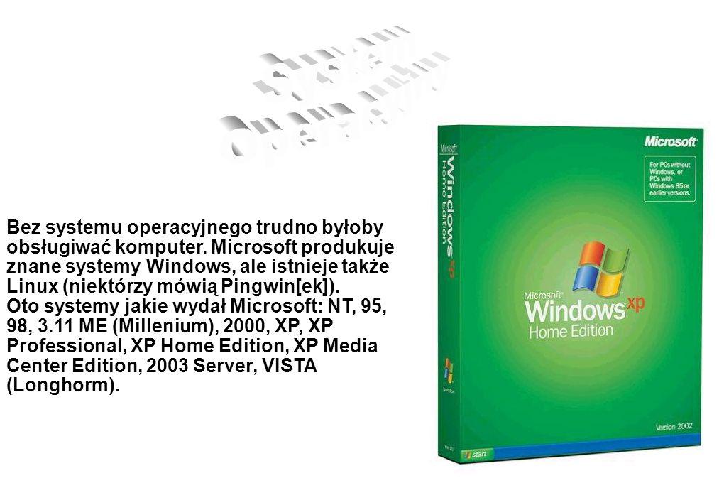 System Operacyjny.