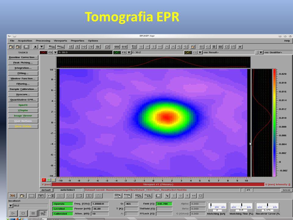 Tomografia EPR