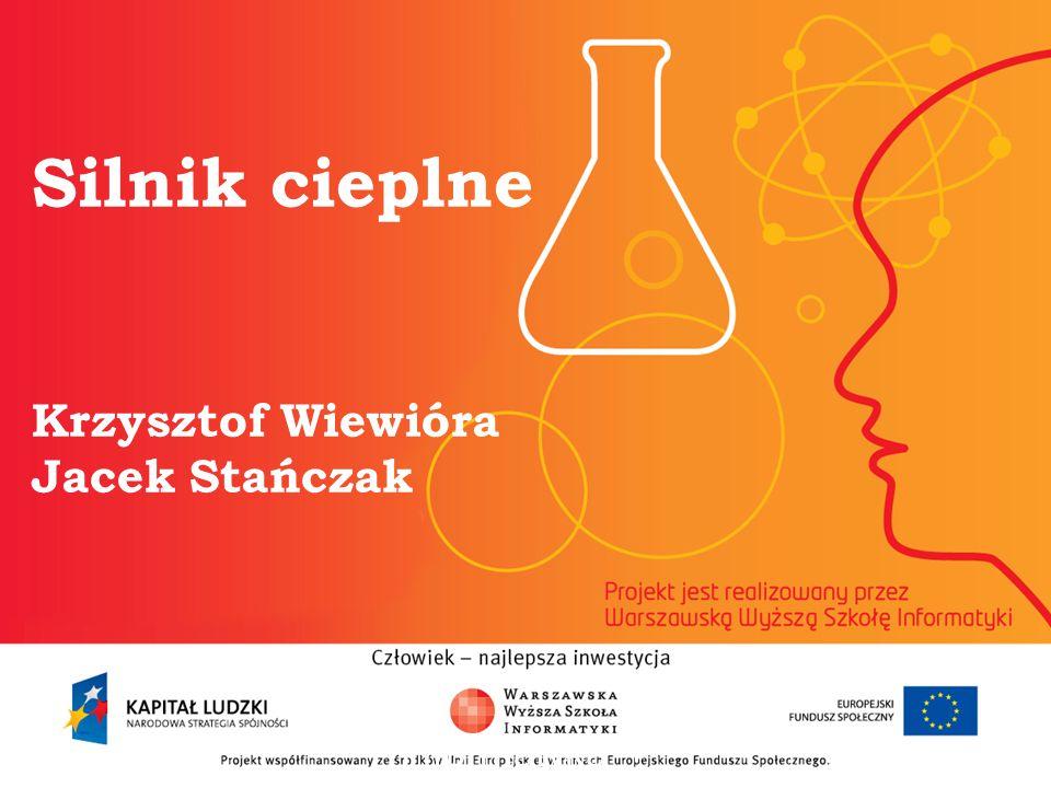 Silnik cieplne Krzysztof Wiewióra Jacek Stańczak