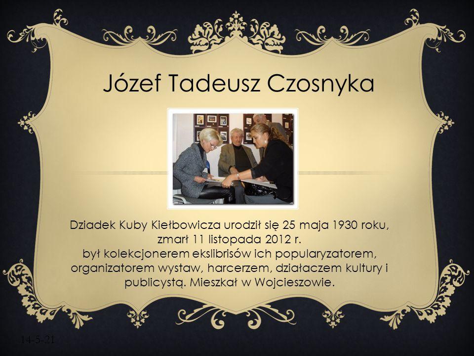 Józef Tadeusz Czosnyka