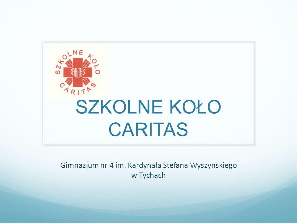 Gimnazjum nr 4 im. Kardynała Stefana Wyszyńskiego w Tychach
