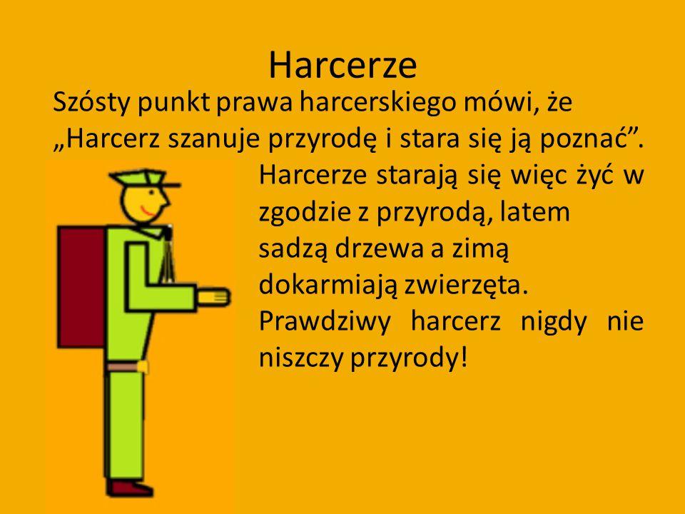 Harcerze