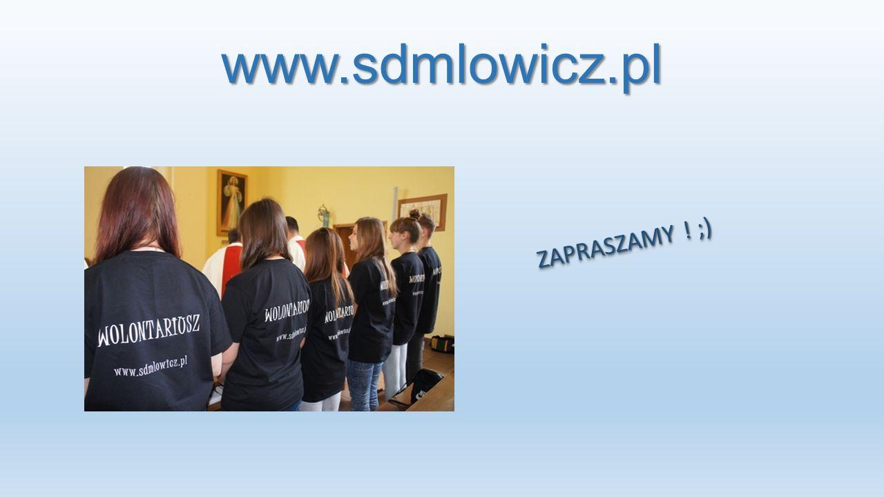 www.sdmlowicz.pl ZAPRASZAMY ! ;)