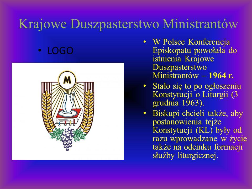 Krajowe Duszpasterstwo Ministrantów