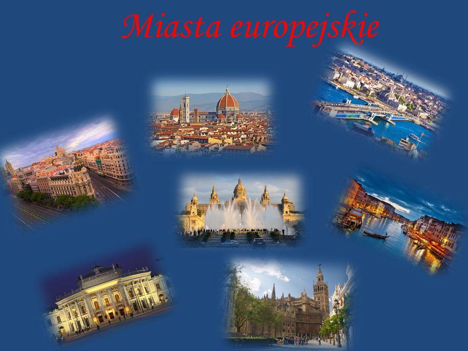 Miasta europejskie
