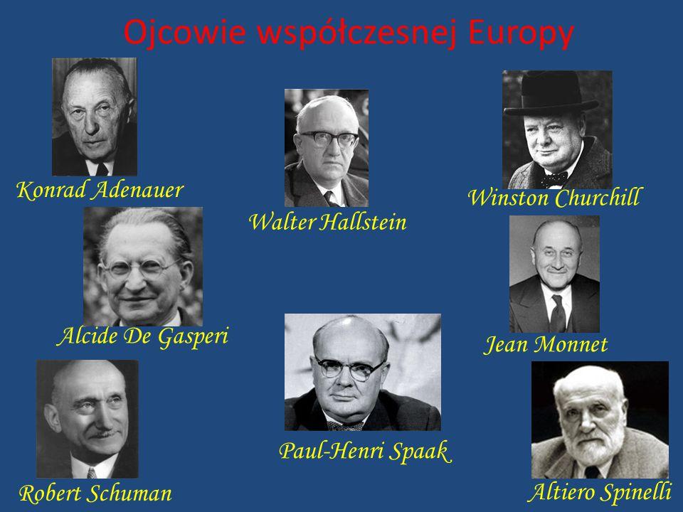 Ojcowie współczesnej Europy