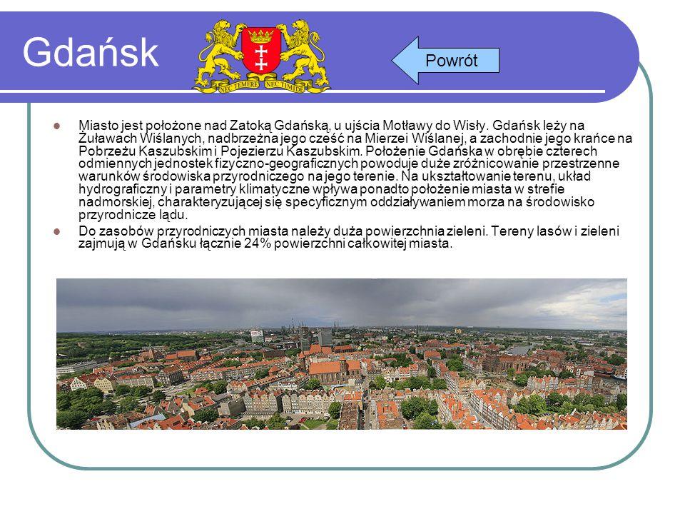Gdańsk Powrót.