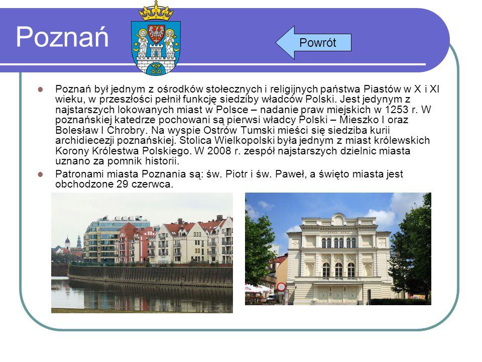 Poznań Powrót.
