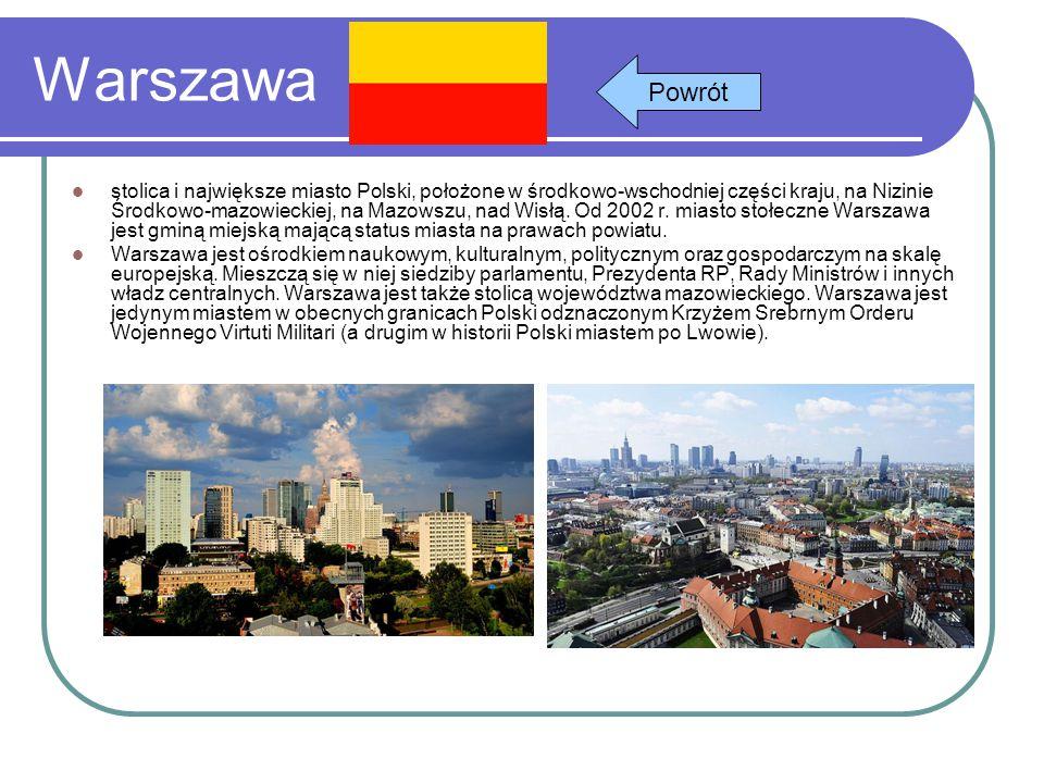 Warszawa Powrót.