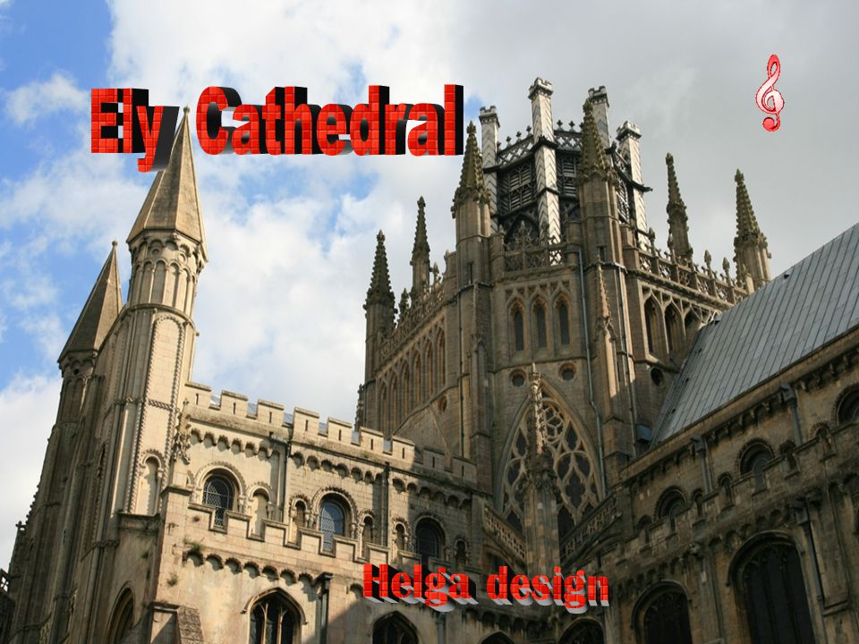 Ely Cathedral Helga design