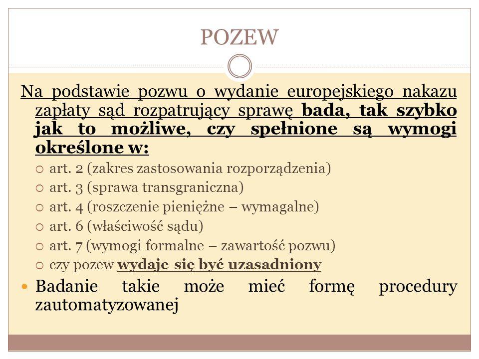 POZEW