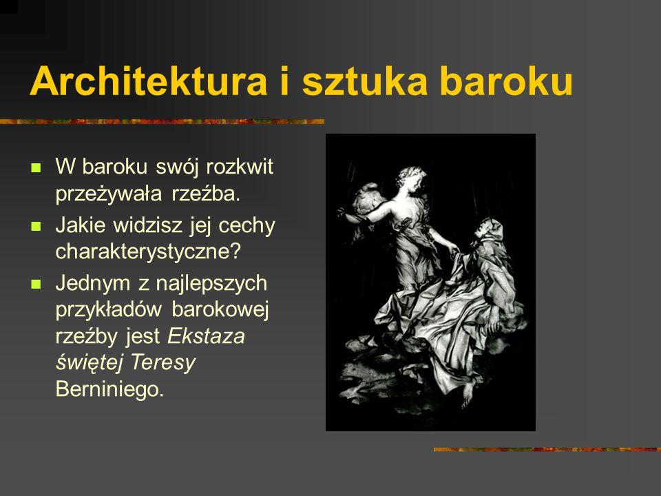 Architektura i sztuka baroku
