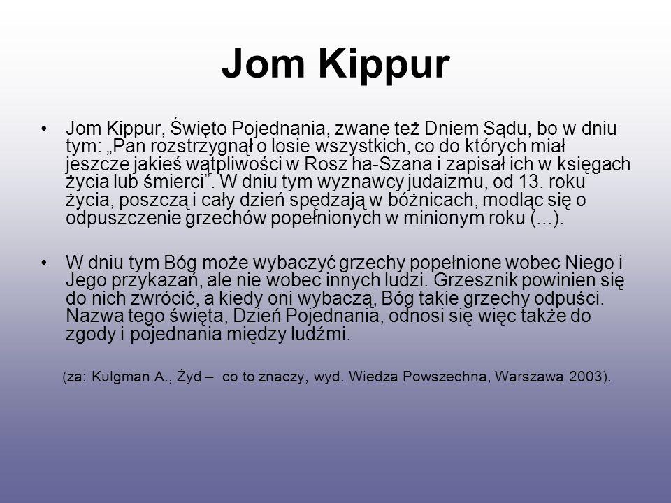 Jom Kippur