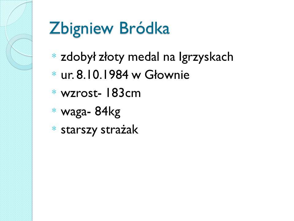Zbigniew Bródka zdobył złoty medal na Igrzyskach