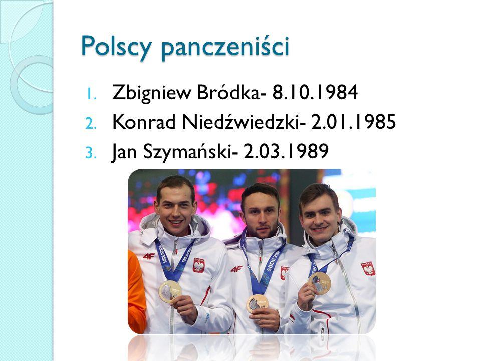 Polscy panczeniści Zbigniew Bródka- 8.10.1984