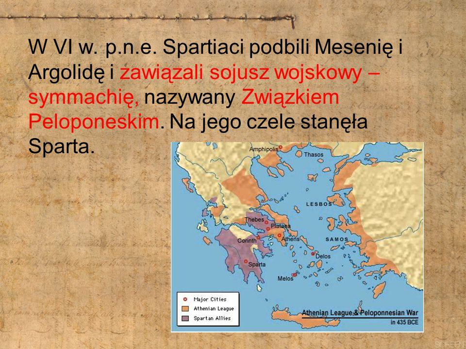 W VI w. p.n.e.