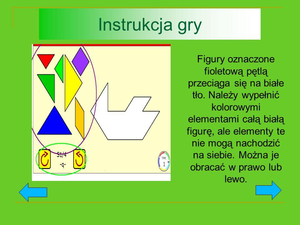 Instrukcja gry